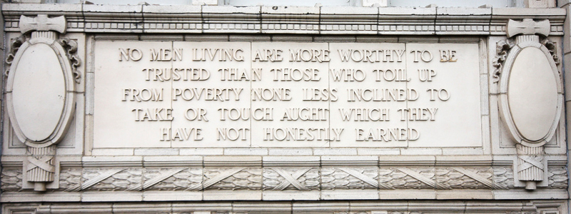 """Worthy Quotes Live """"no Men Living Are More Worthy"""